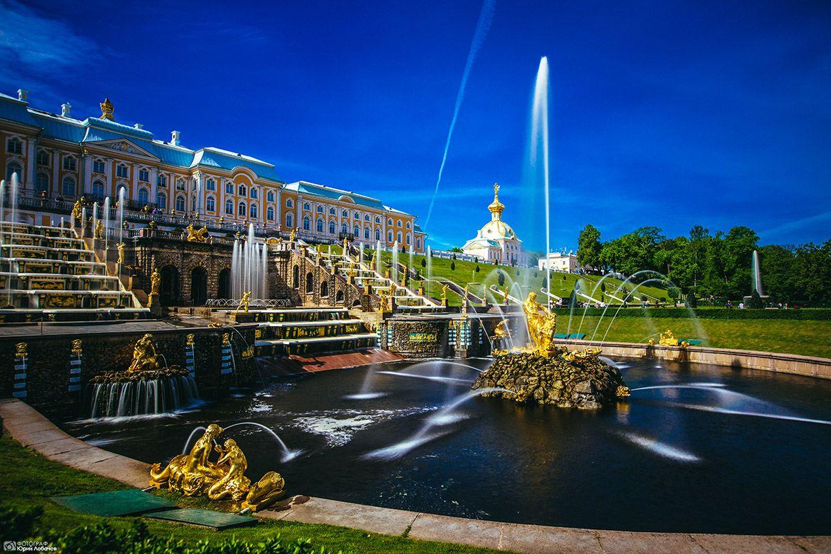 Красивый Питер летом Красивый Питер Петергоф санкт-петербург экскурсии билеты в туры