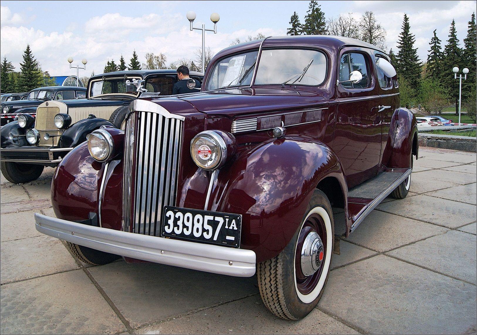 Паккард паккард ретро автомобиль Packard