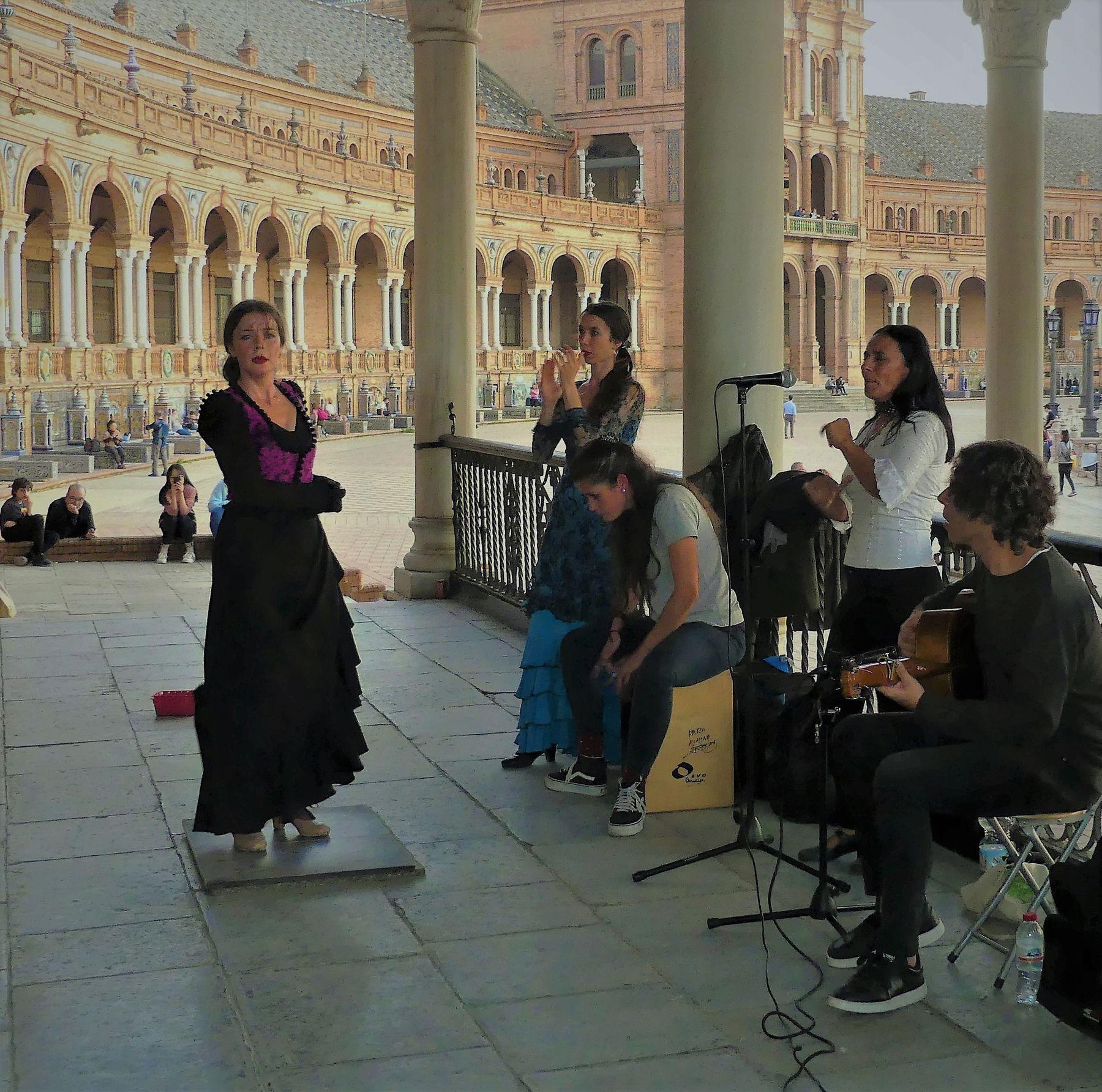 Танец страсти Испания танец фламенко