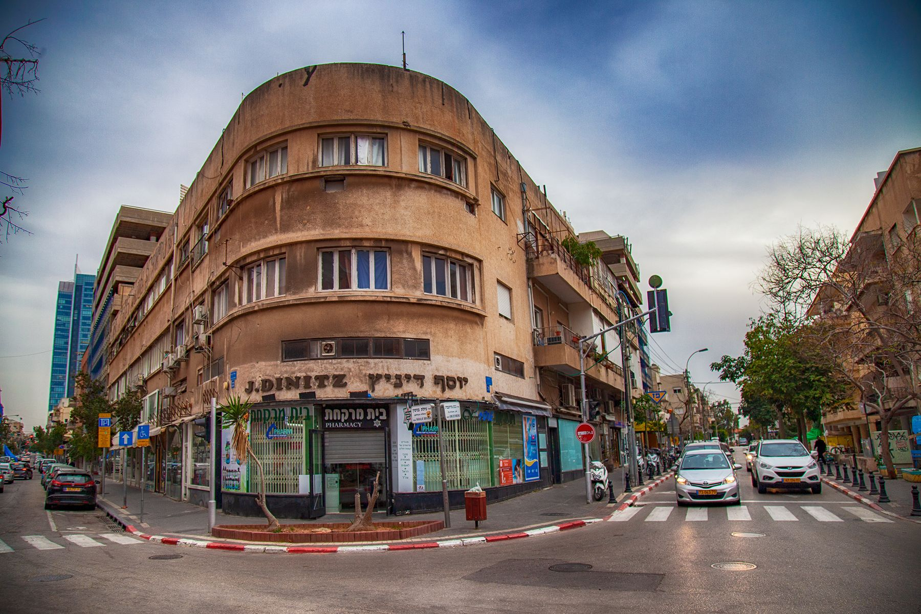 Tel-Aviv 2505 Photographer Alexander Tolchinskiy