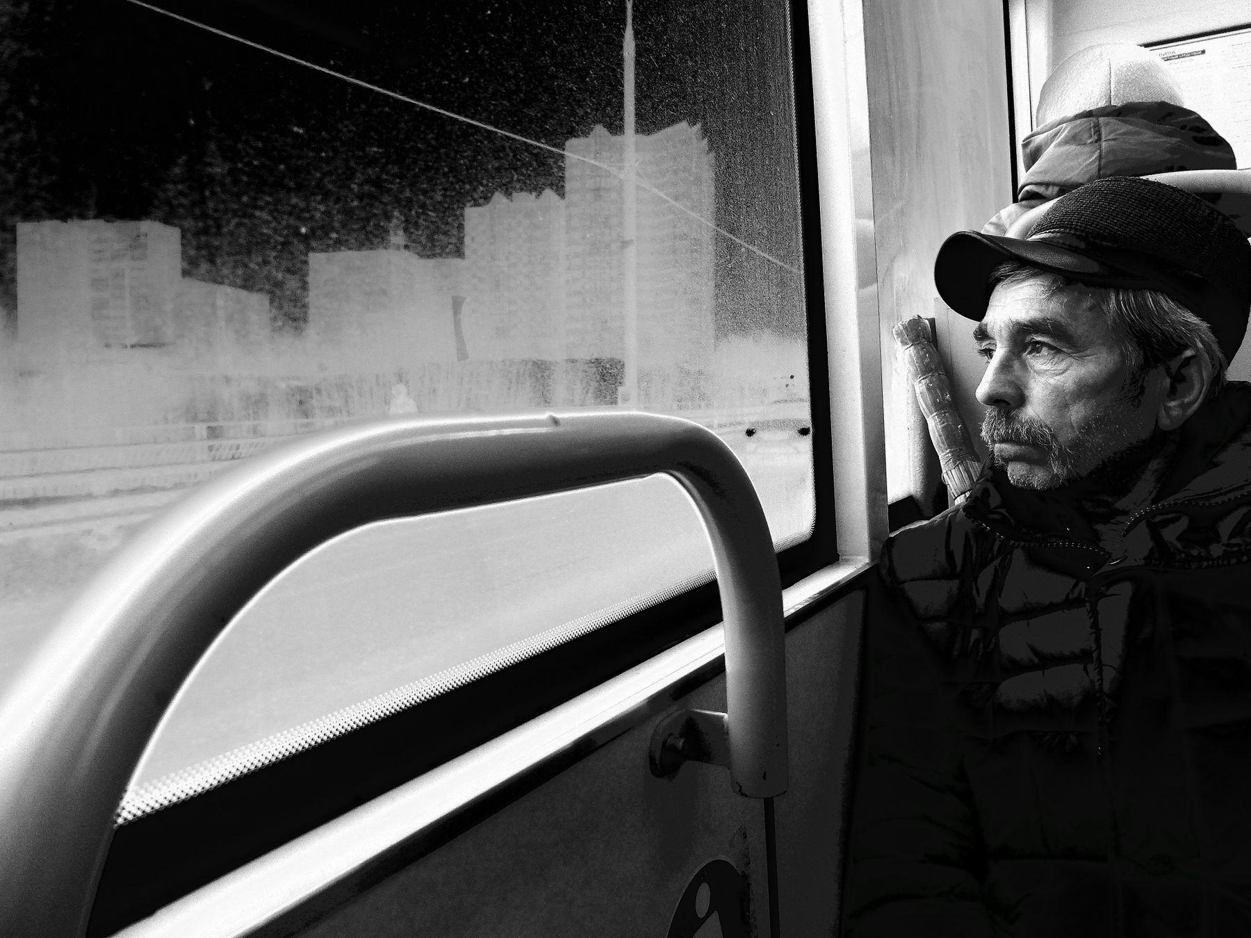 Пассажир автобус пассажир Шварц