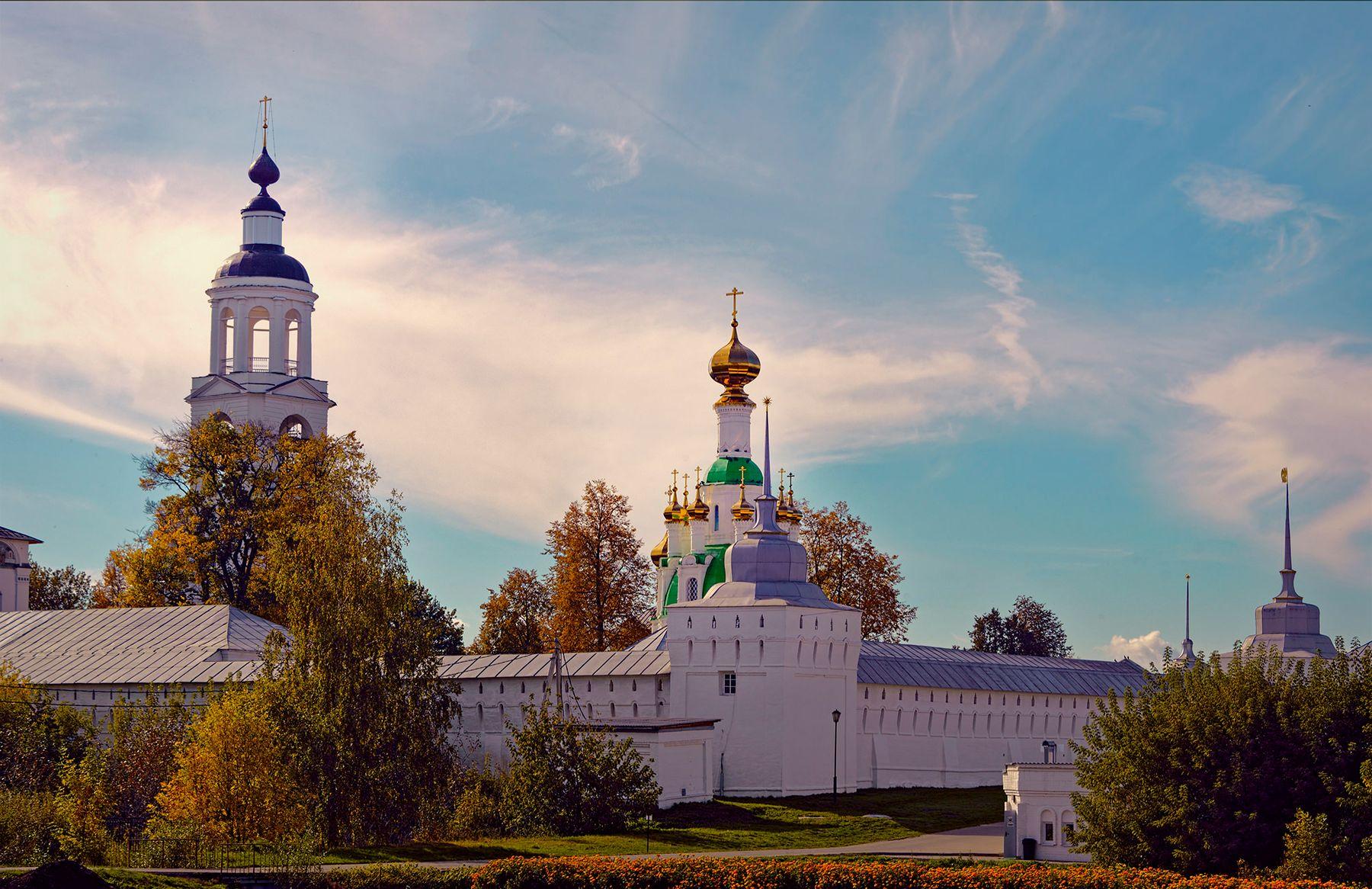 Толгский монастырь в Ярославле #1 Толга монастырь Ярославль 58kg