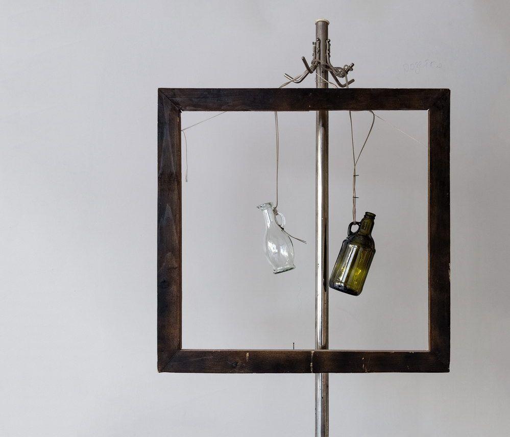 Натюрморт со стеклом