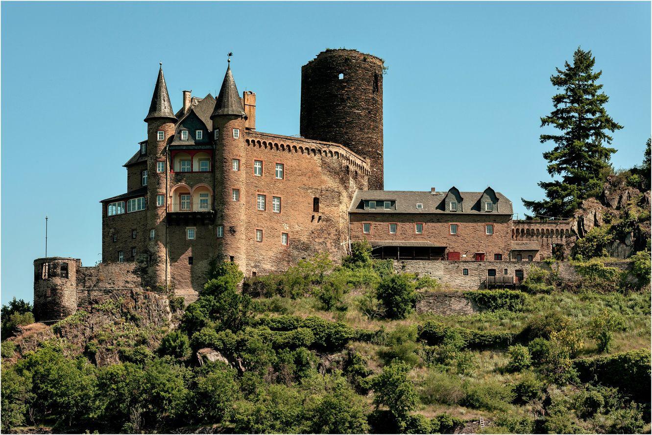 Замок Катц (нем.Burg Katz)