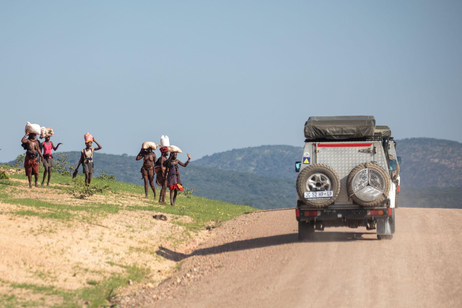 Две цивилизации африка намибия путешествия сафари