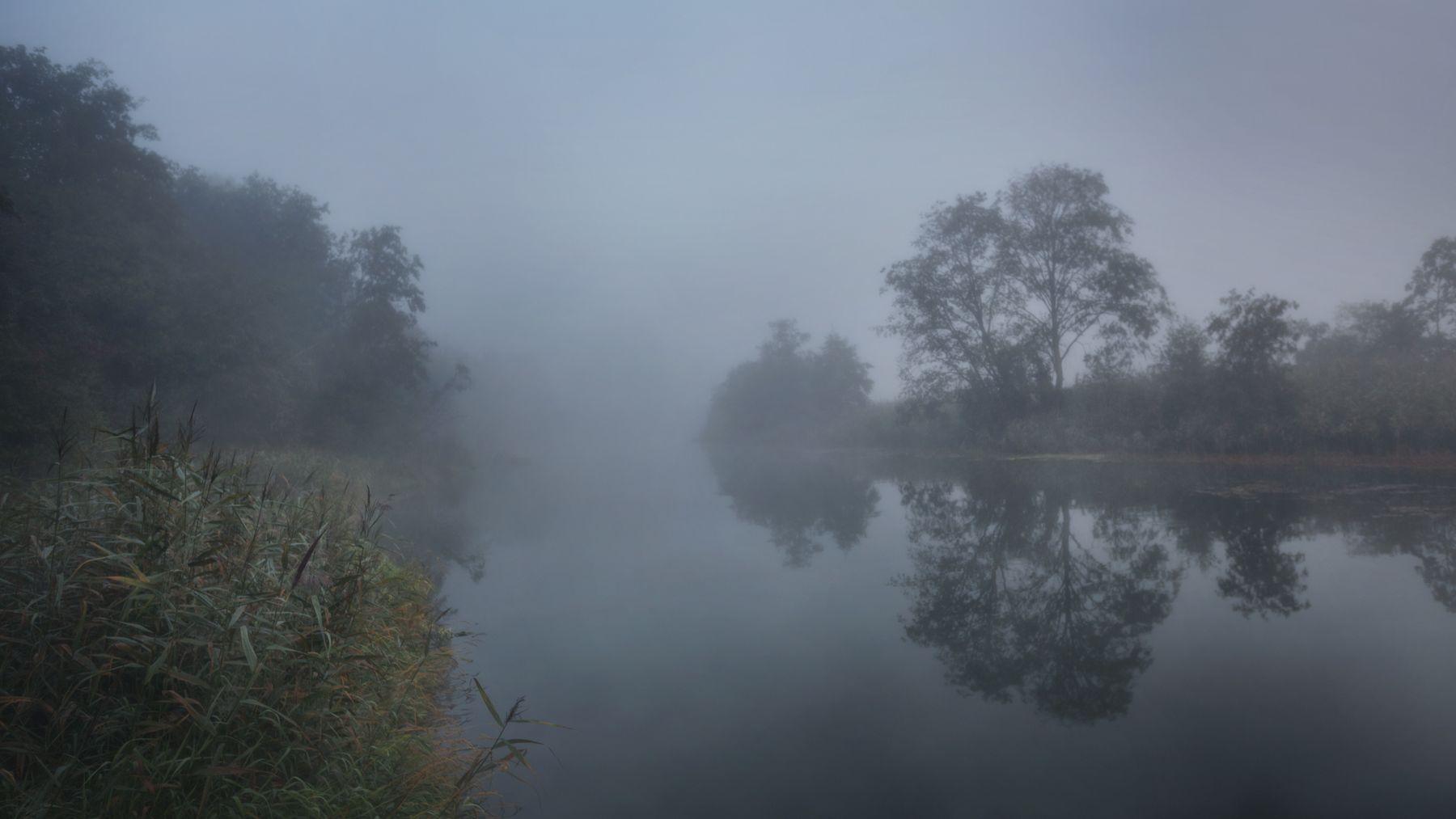 На зорьке в утренней тиши, С травой шептались камыши... озеро горы лес природа закат рассвет красота приключения путешествие