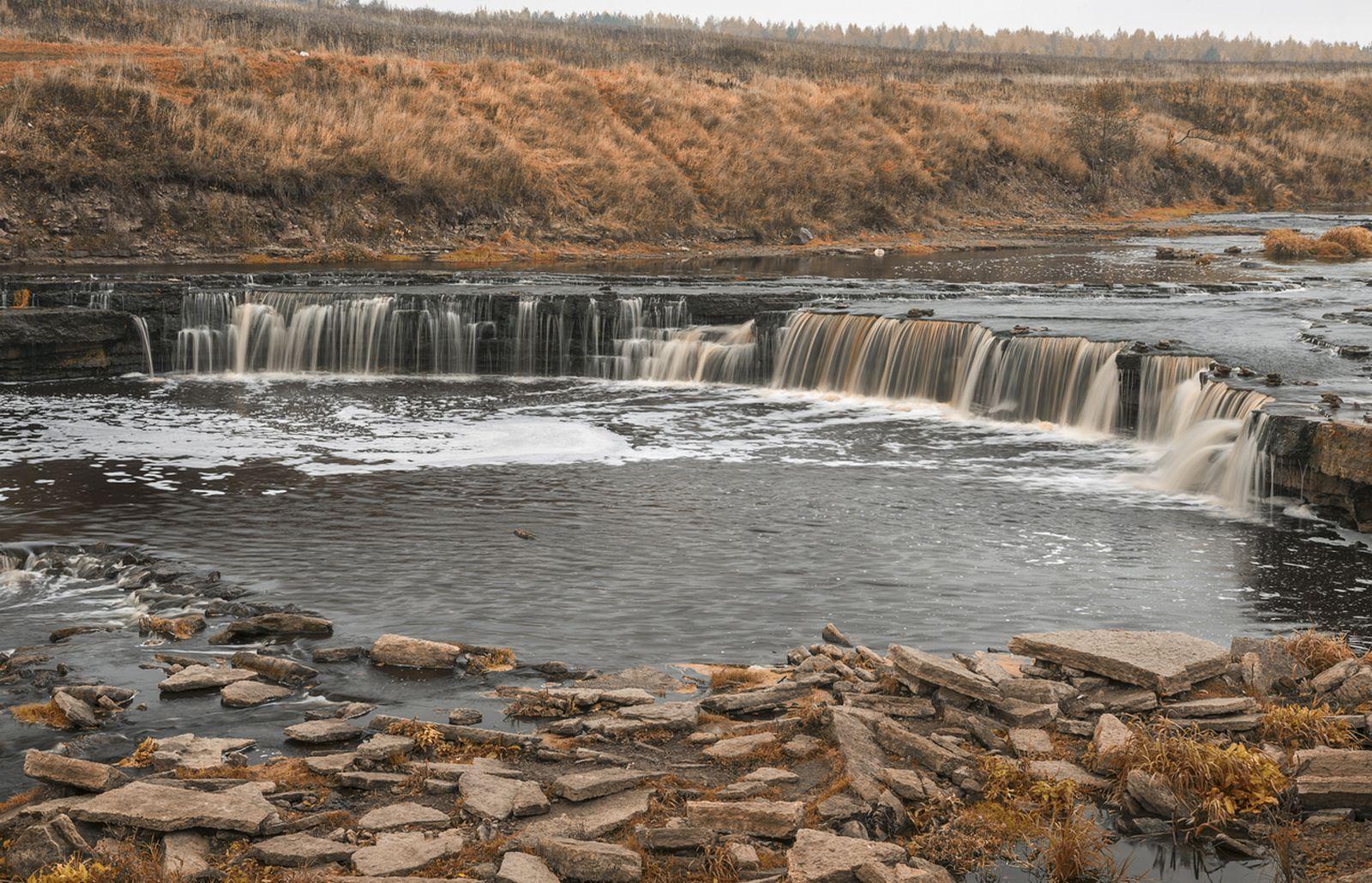 Водопад на реке Тосна. Водопад на реке Тосна водопады Ленинградской области река