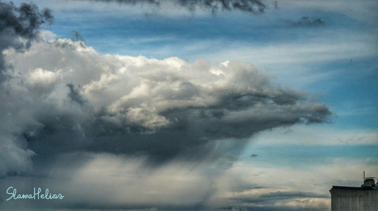 Зверюга в небесах