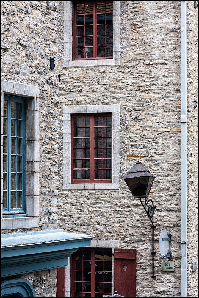 Квебек. Окна