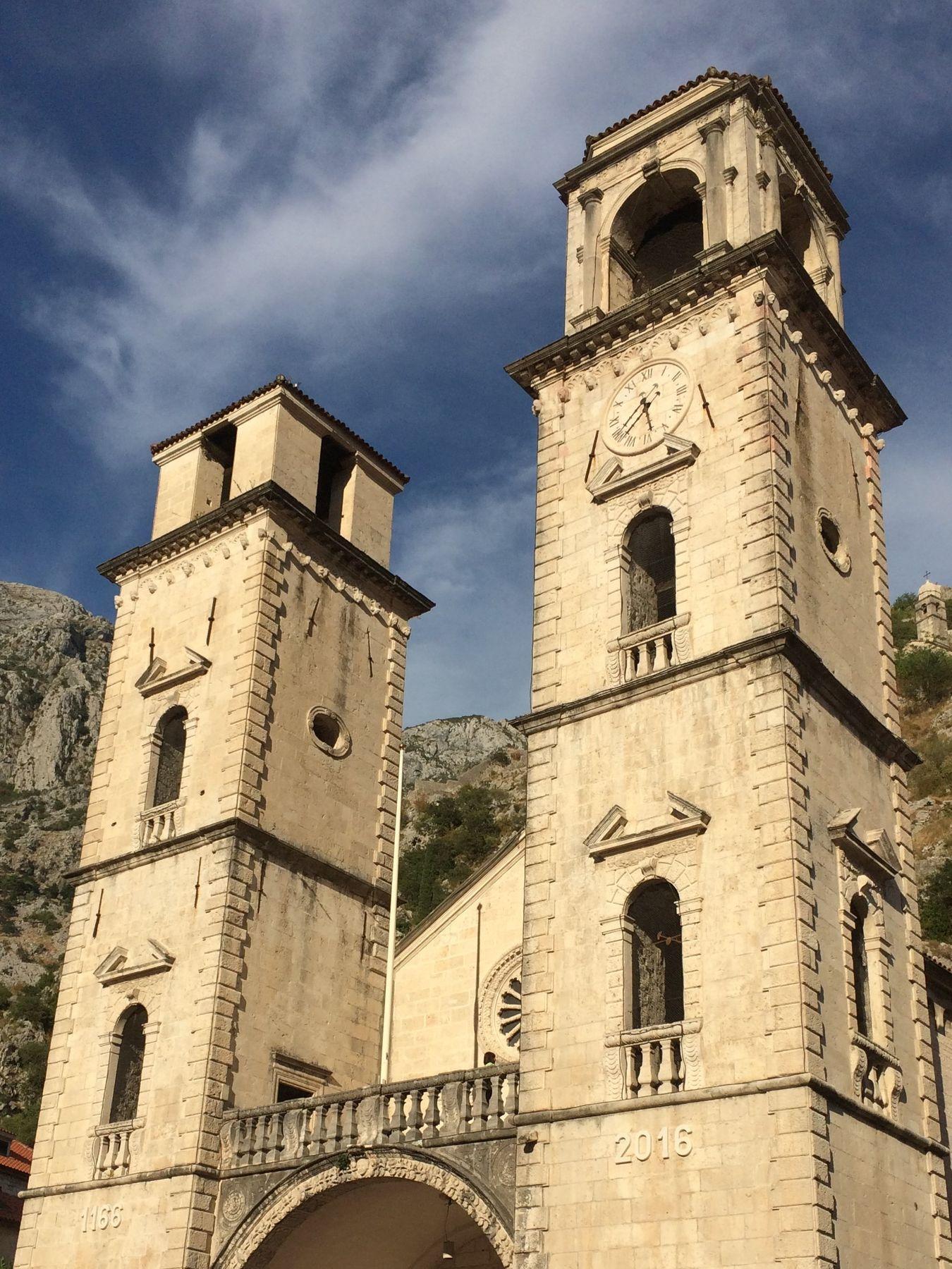 Кафедральный собор Святого Трифона, Город Котор, Черногория
