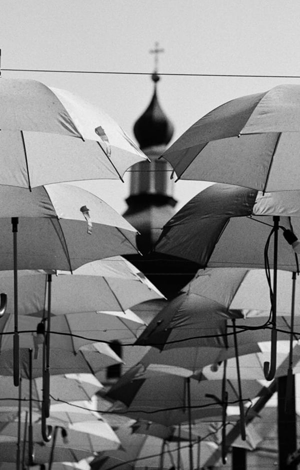 Про зонтики