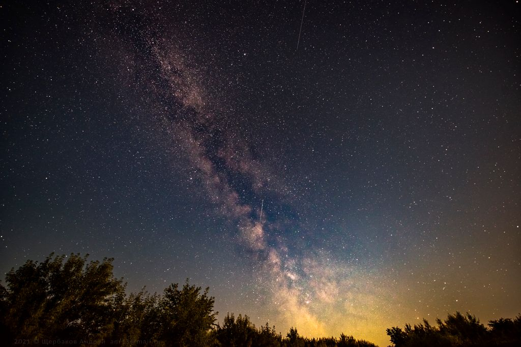 Млечный Путь тамбов пригород млечный путь астрофотография Milky Way