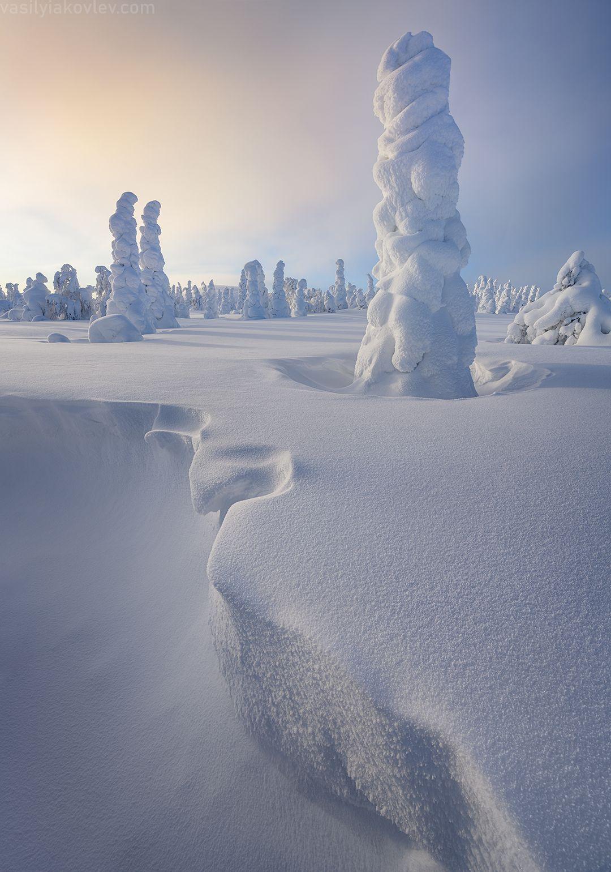 В зимней сказке гух урал россия зима горы снег василийяковлев яковлевфототур