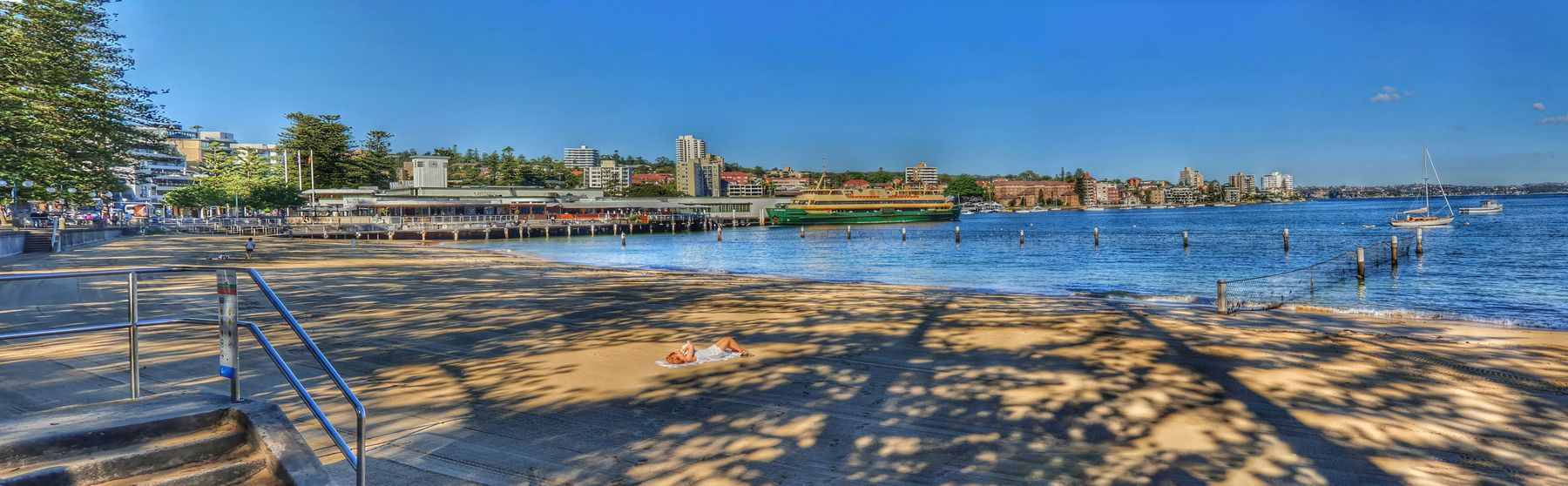 Пляжный австралийский этюд... пляж Сидней Австралия