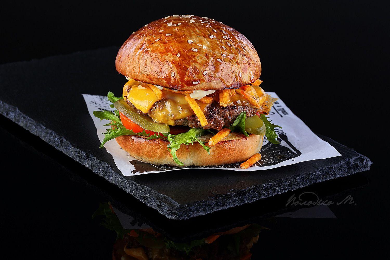 *** бургер