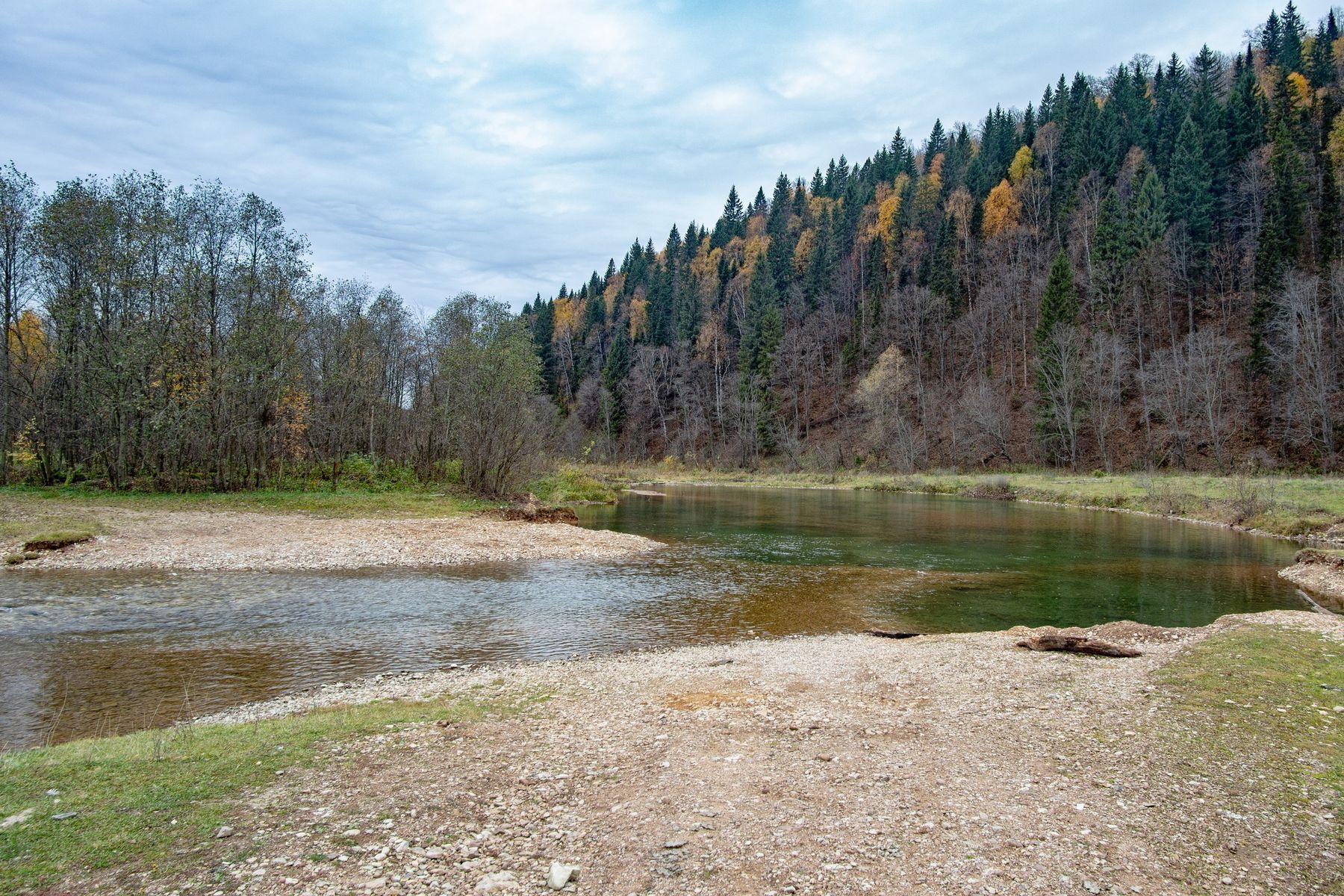 Река Сарва