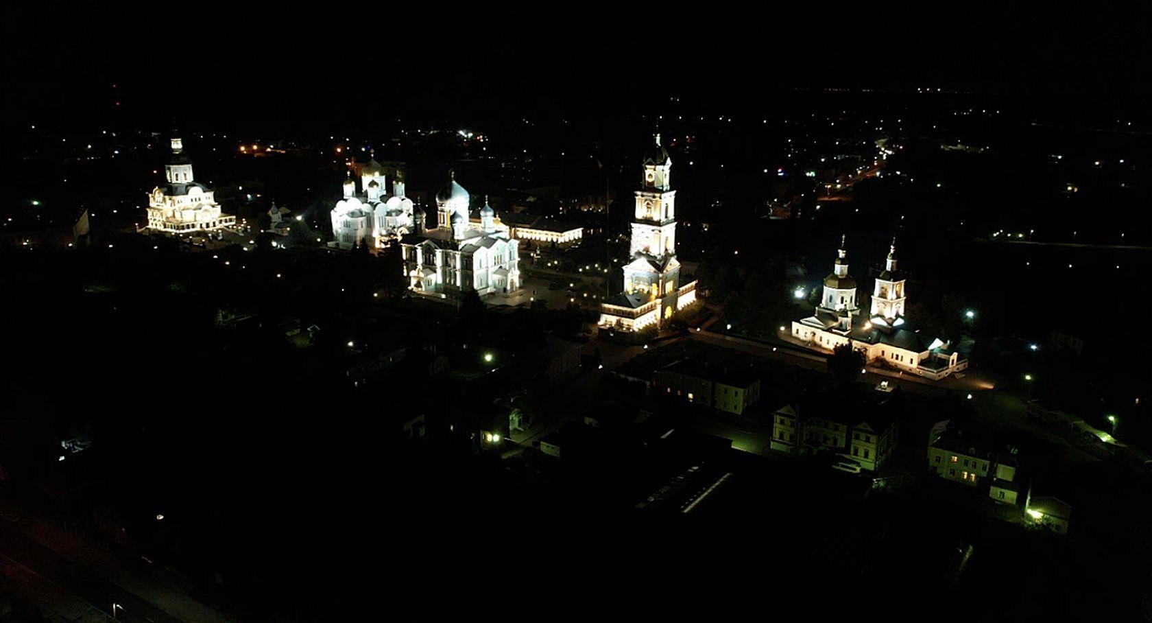 Монастырь в Дивеево Нижегородская обсласть Дивеево Серафим Саровский монастырь