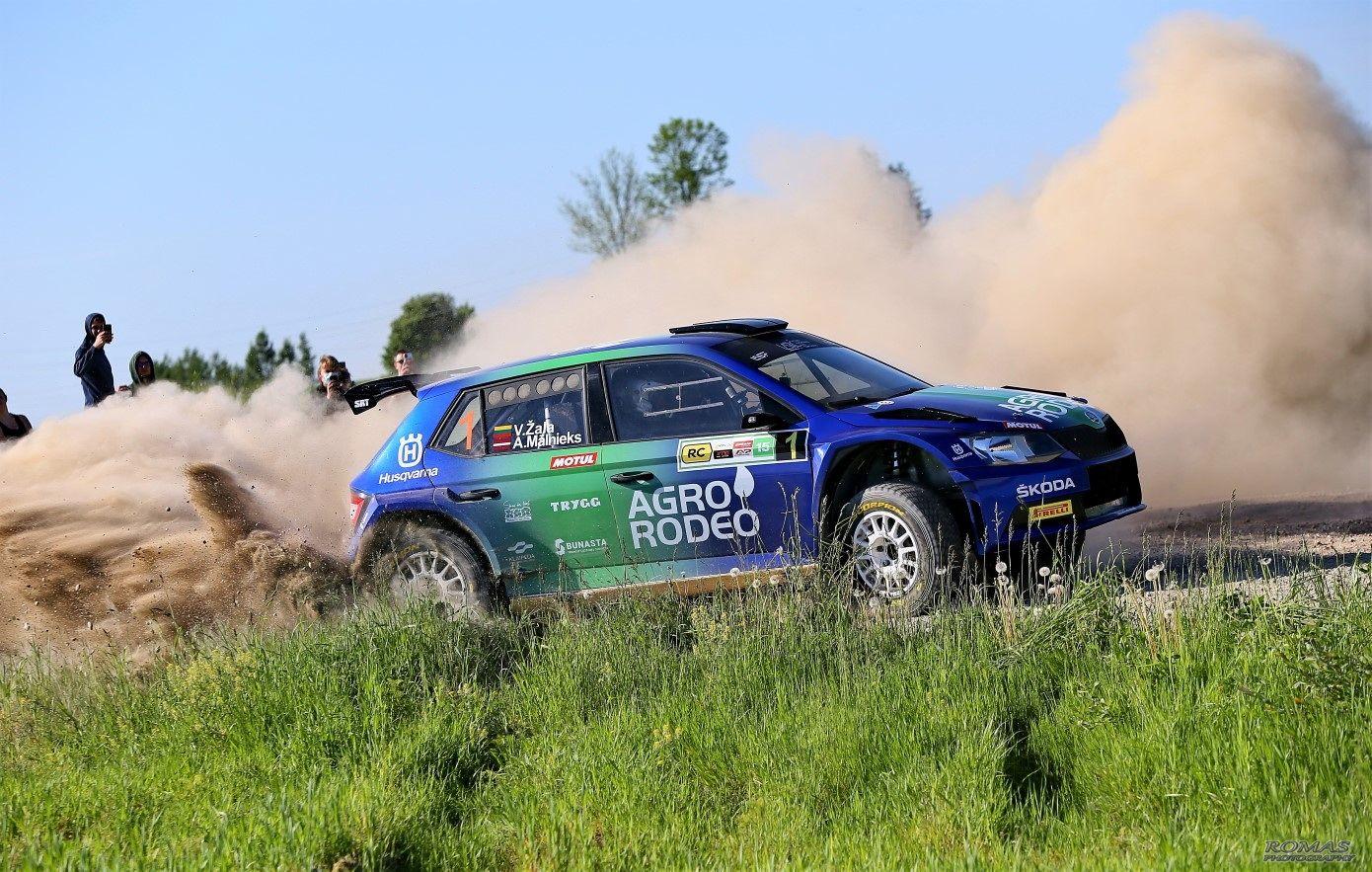 Rally Žemaitija 2021 3 rally