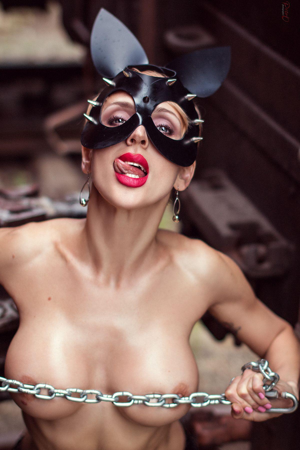 BunnyGirl nude erotic ню Petr_Okopnyj