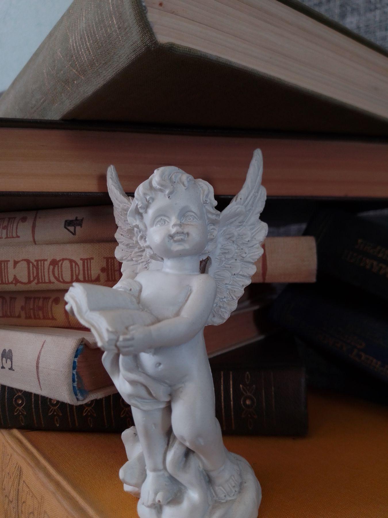 ангел и книги ангел книги