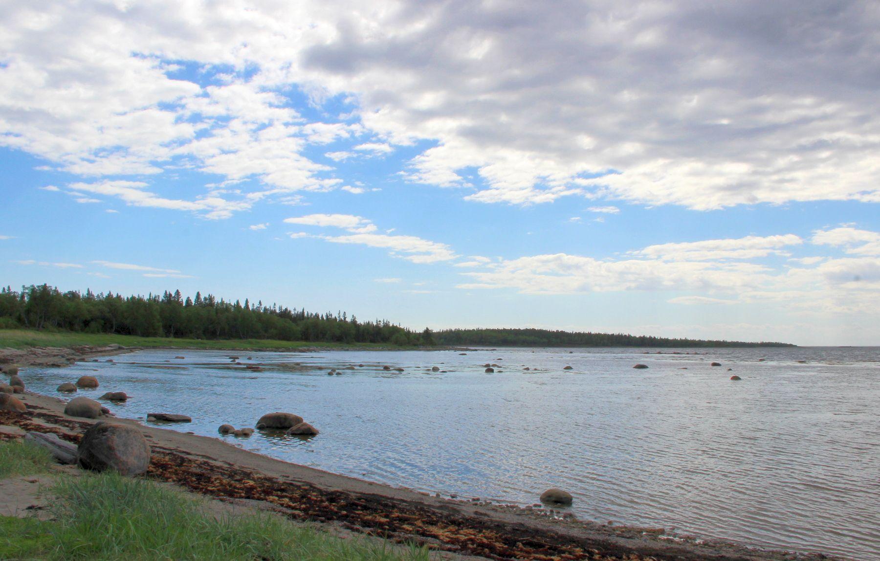 Соловецкий залив соловки залив