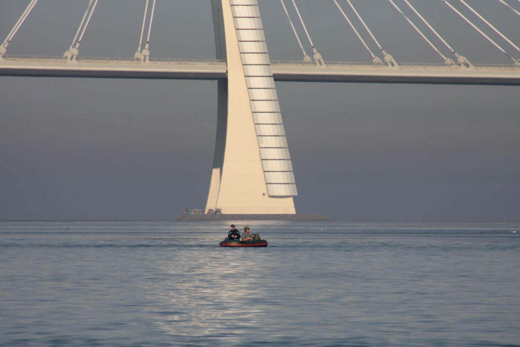 *** Санкт-Петербург рыбалка залив засада