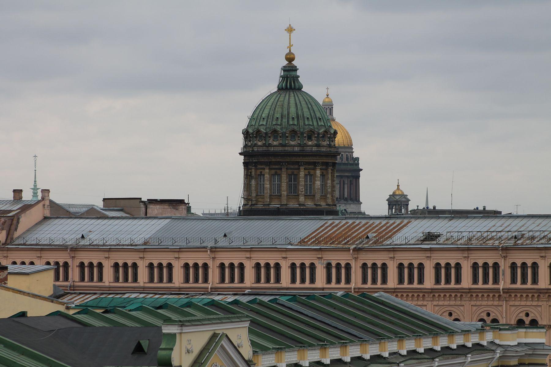 Вид на Санкт-Петербург (Невский проспект,54) Санкт-Петербург
