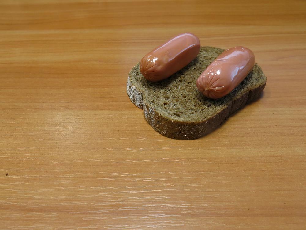 сегодня это мой завтрак