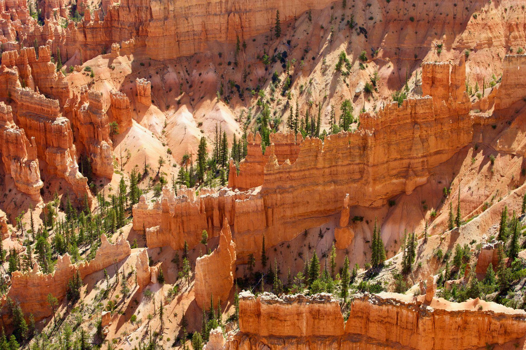 Природное зодчество Каньоны