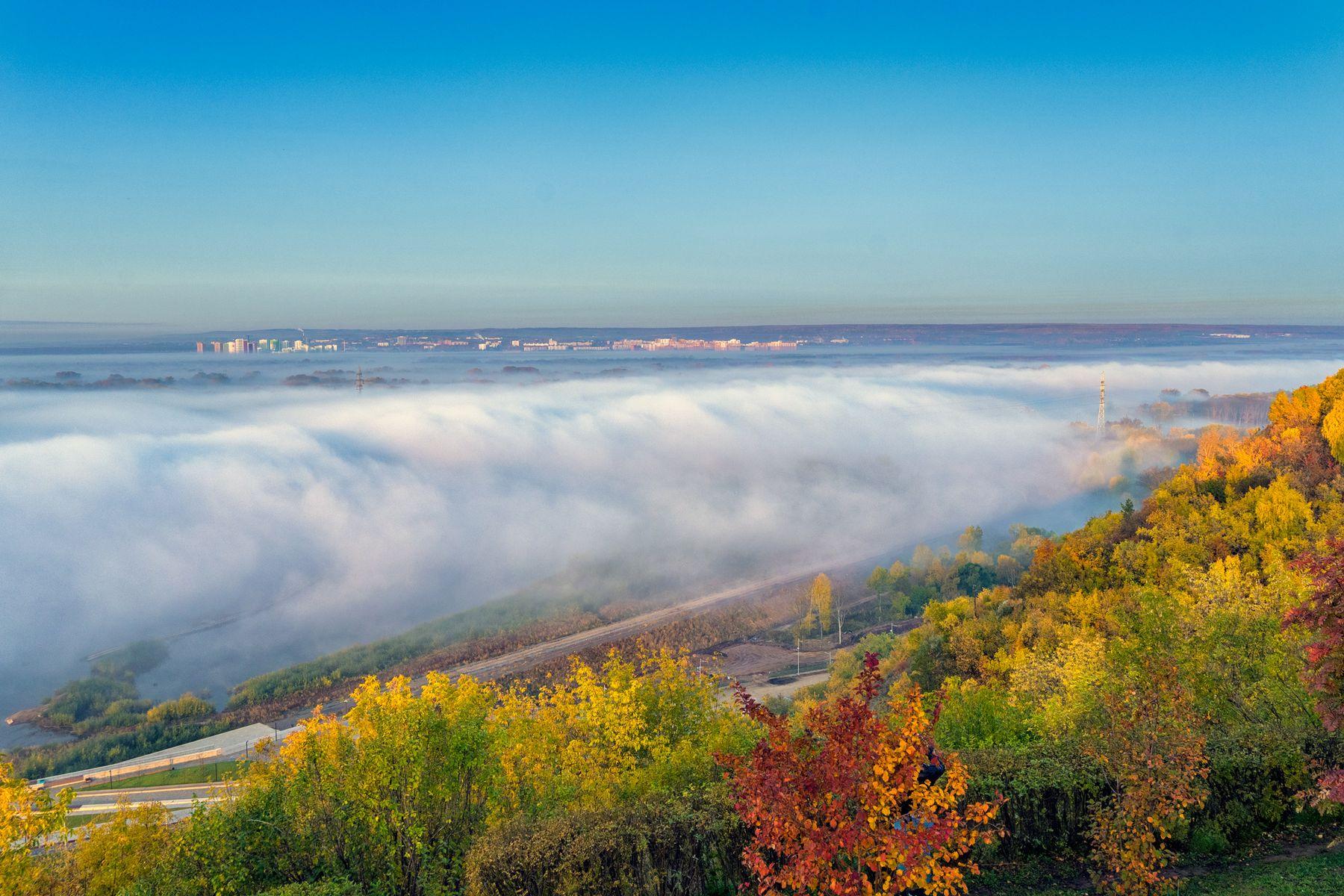 Река тумана