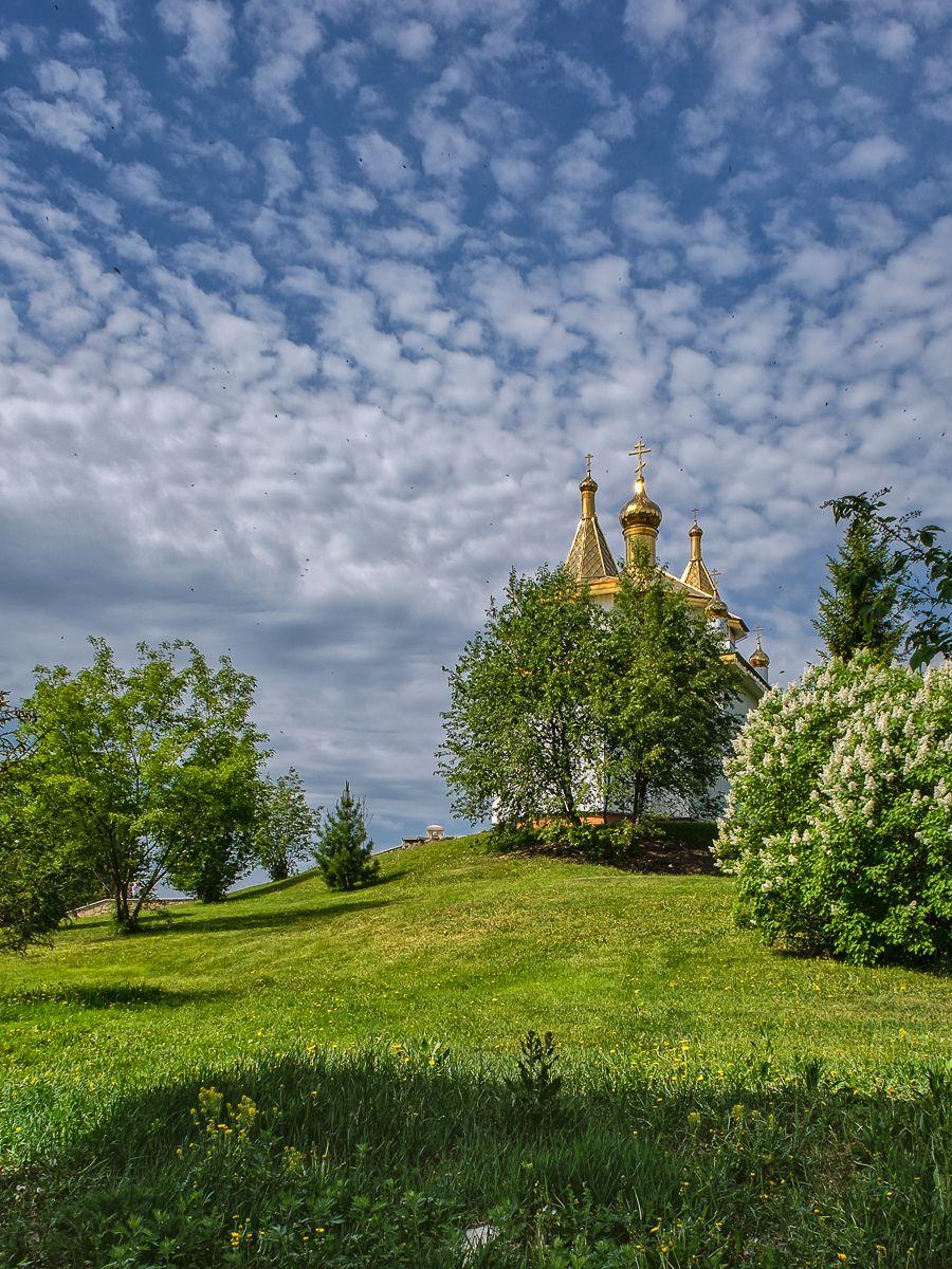 Успенский Свято-Георгиевский мужской монастырь монастырь собор