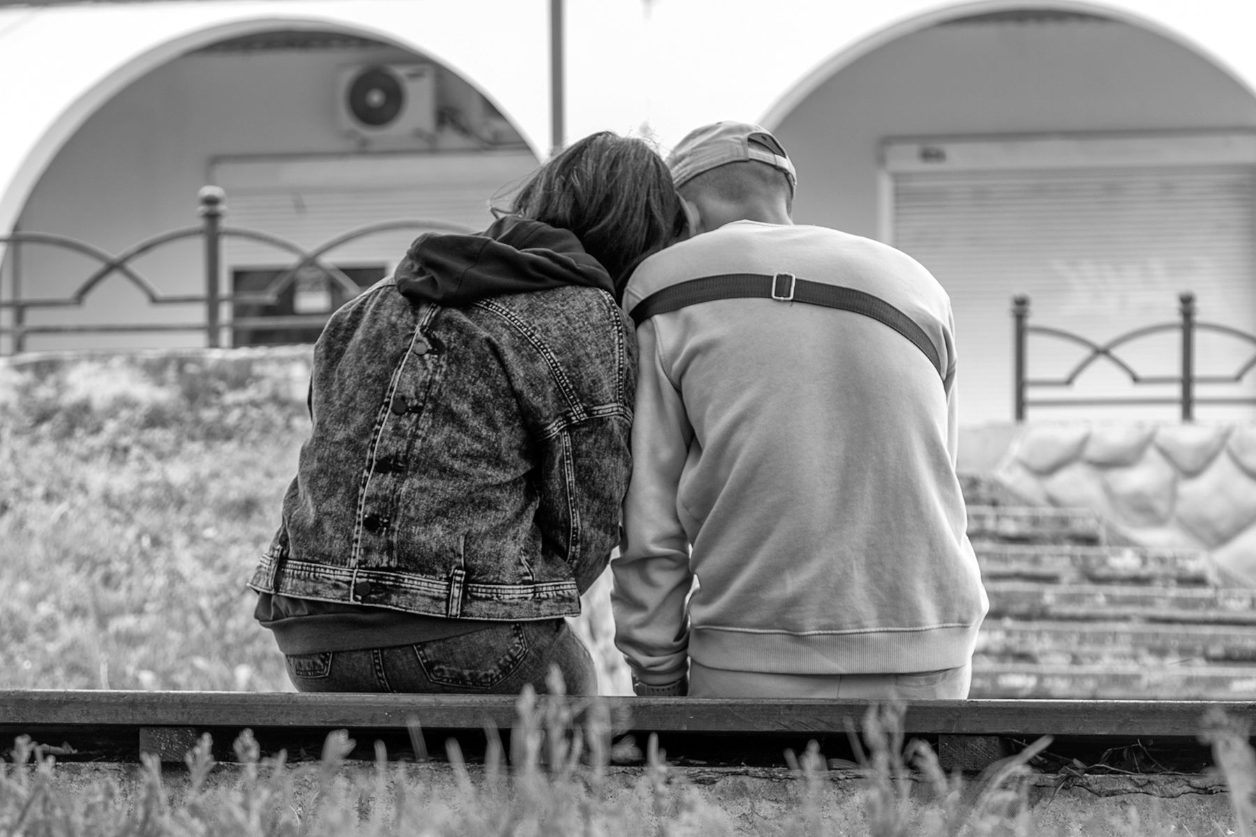 Двое или история одной любви.