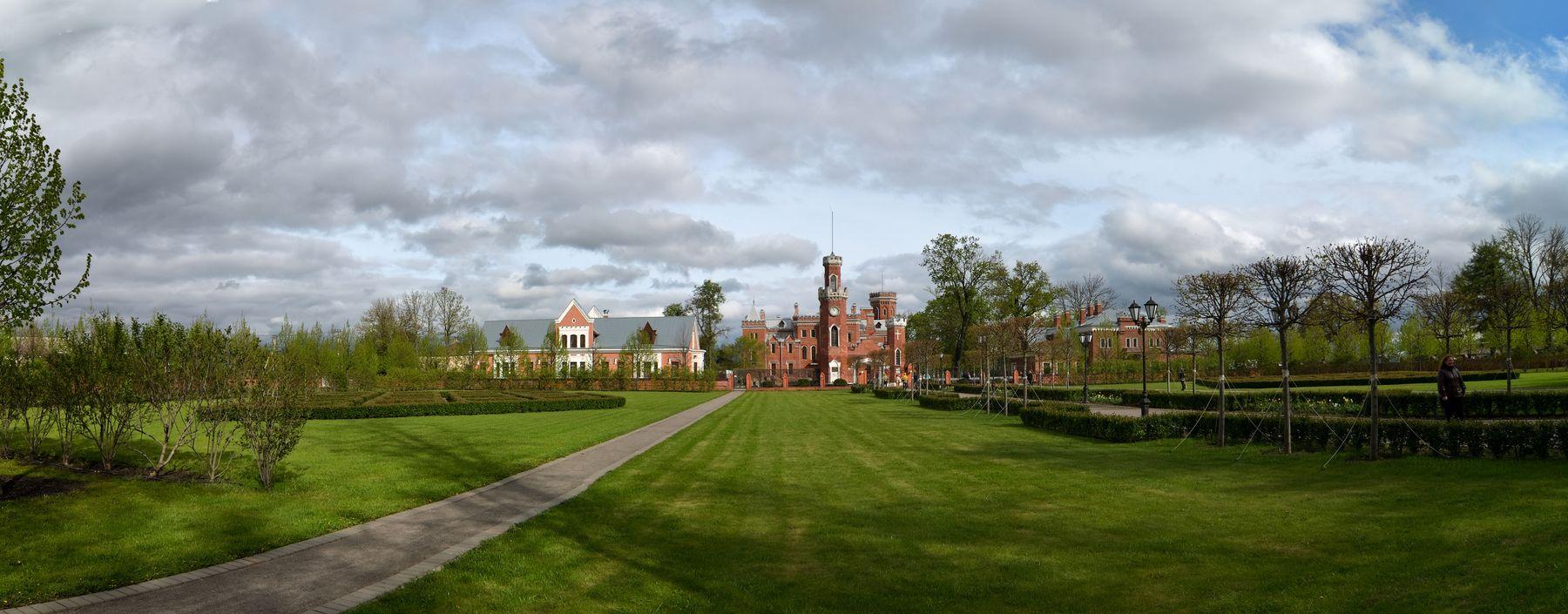 Дворец Ольденбургских (Рамонь)
