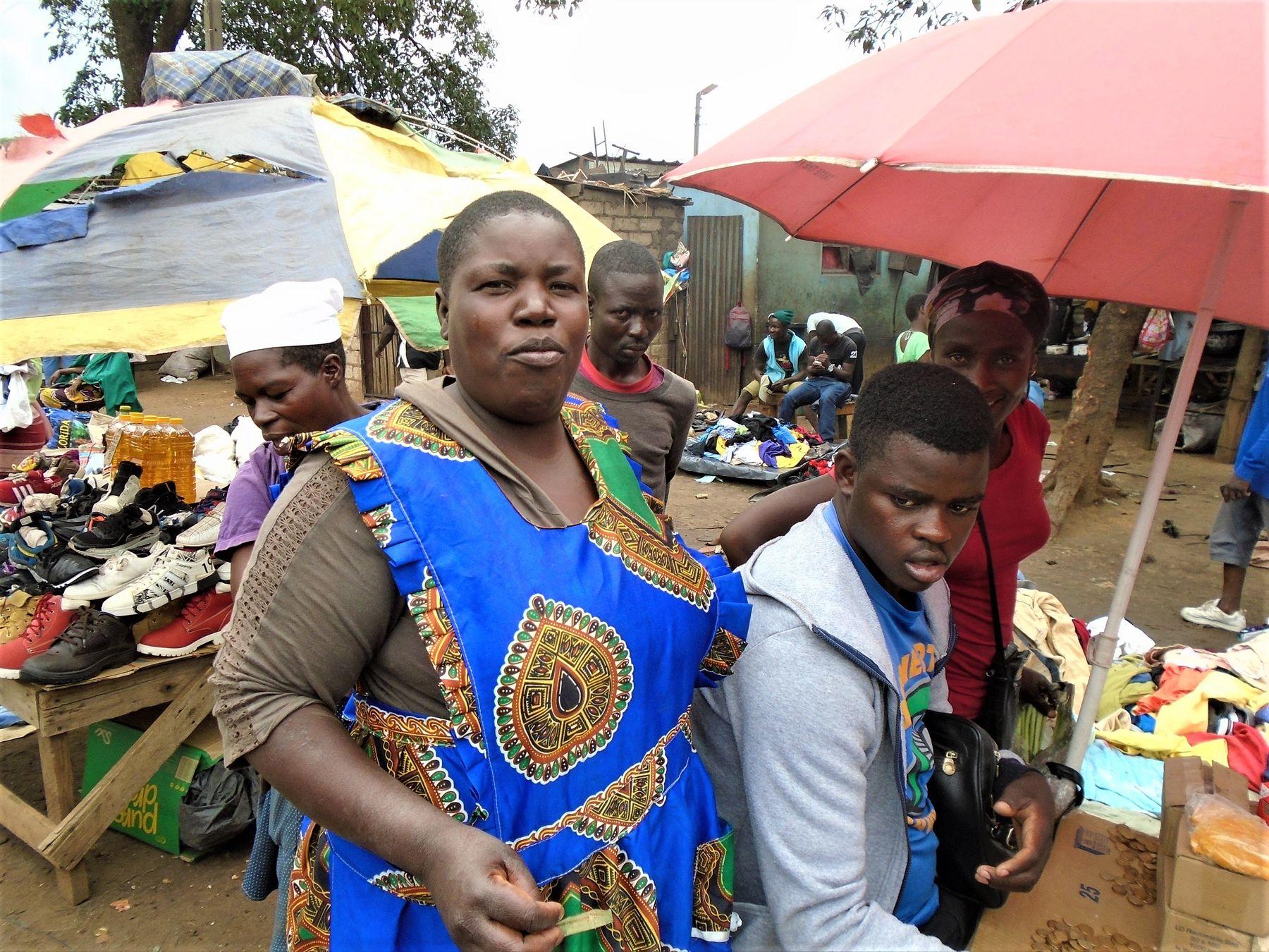 Зимбабвийская красавица