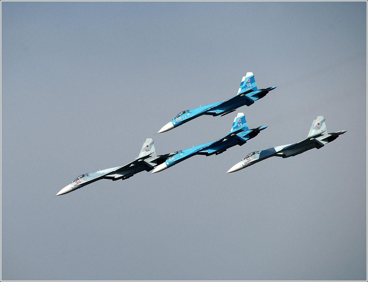 Су-27 Су-27 авиация самолет полет Жуковский 2012