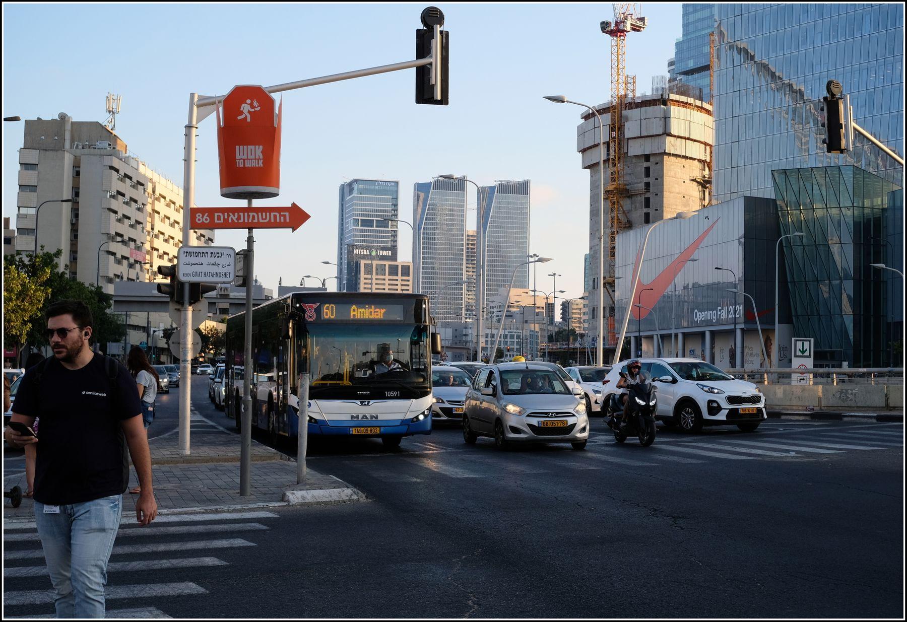 TLV. street city telaviv