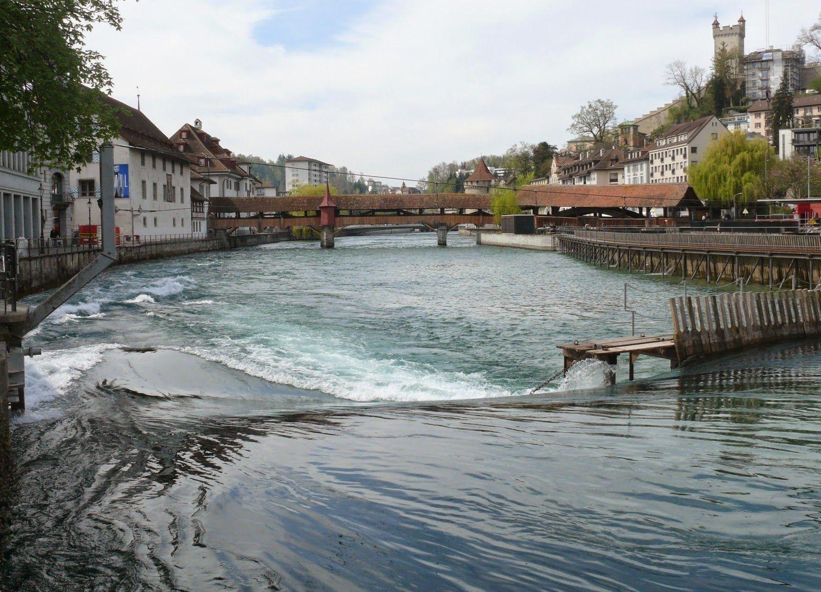 Холодные воды Ройса (Люцерн)