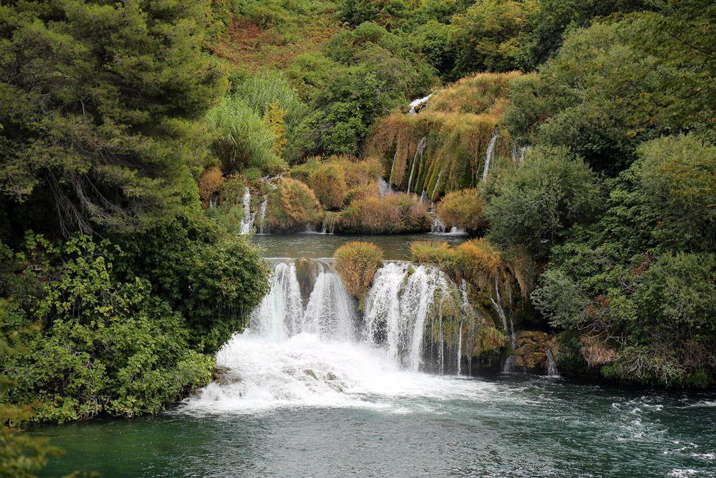 В национальном парке KRKA (Хорватия) #1