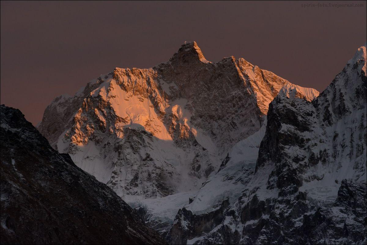 Жанну непал горы