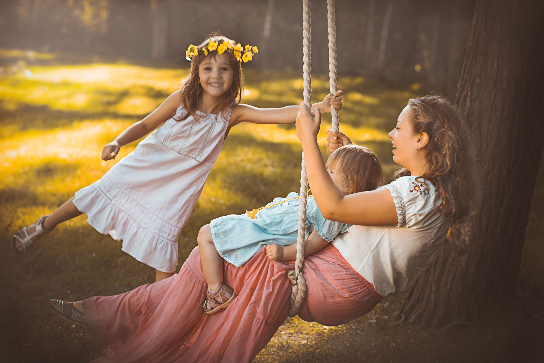 Сестрички Качали девушки