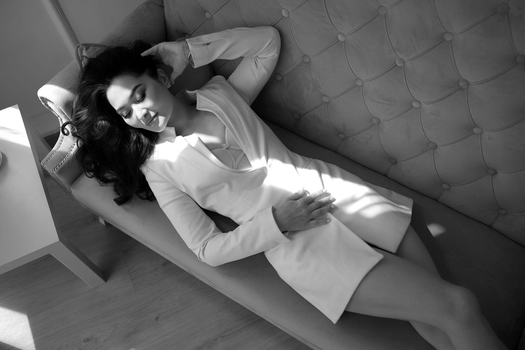 Лаура портрет девушка модель