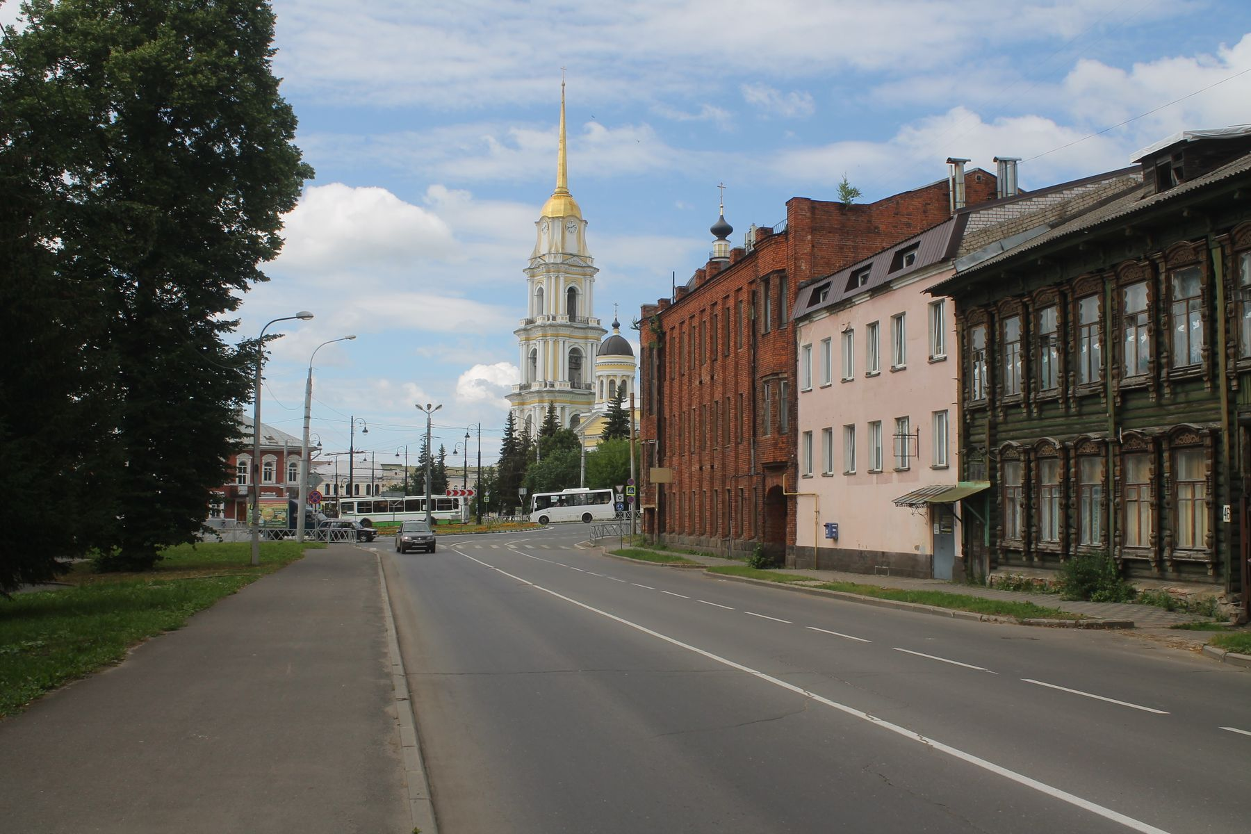 Рыбинск (Ярославская область) Рыбинск