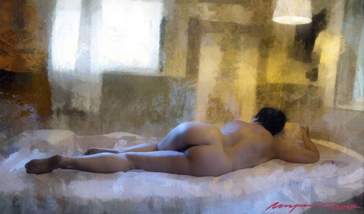 В интимном свете на диване ей снились сны о дяде Ване