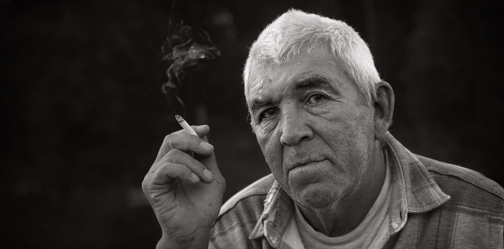 Моя жизнь, что дым сигареты.