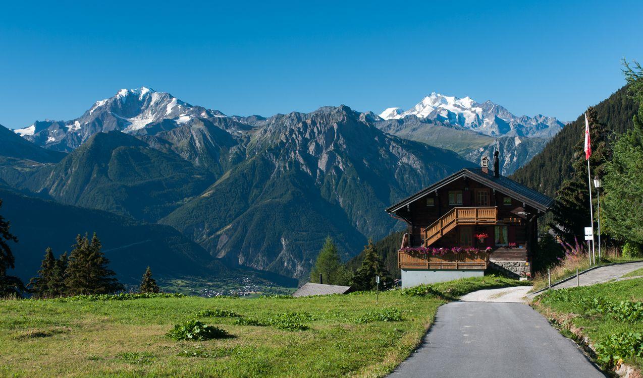 Everything under the Sun is in tune Switzerland AletschArena