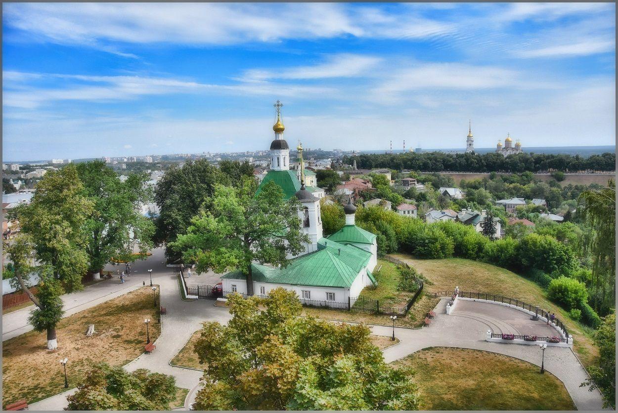 ..... Где то в России ( фото альманах ) ..... Храм архитектура фрагмент улица