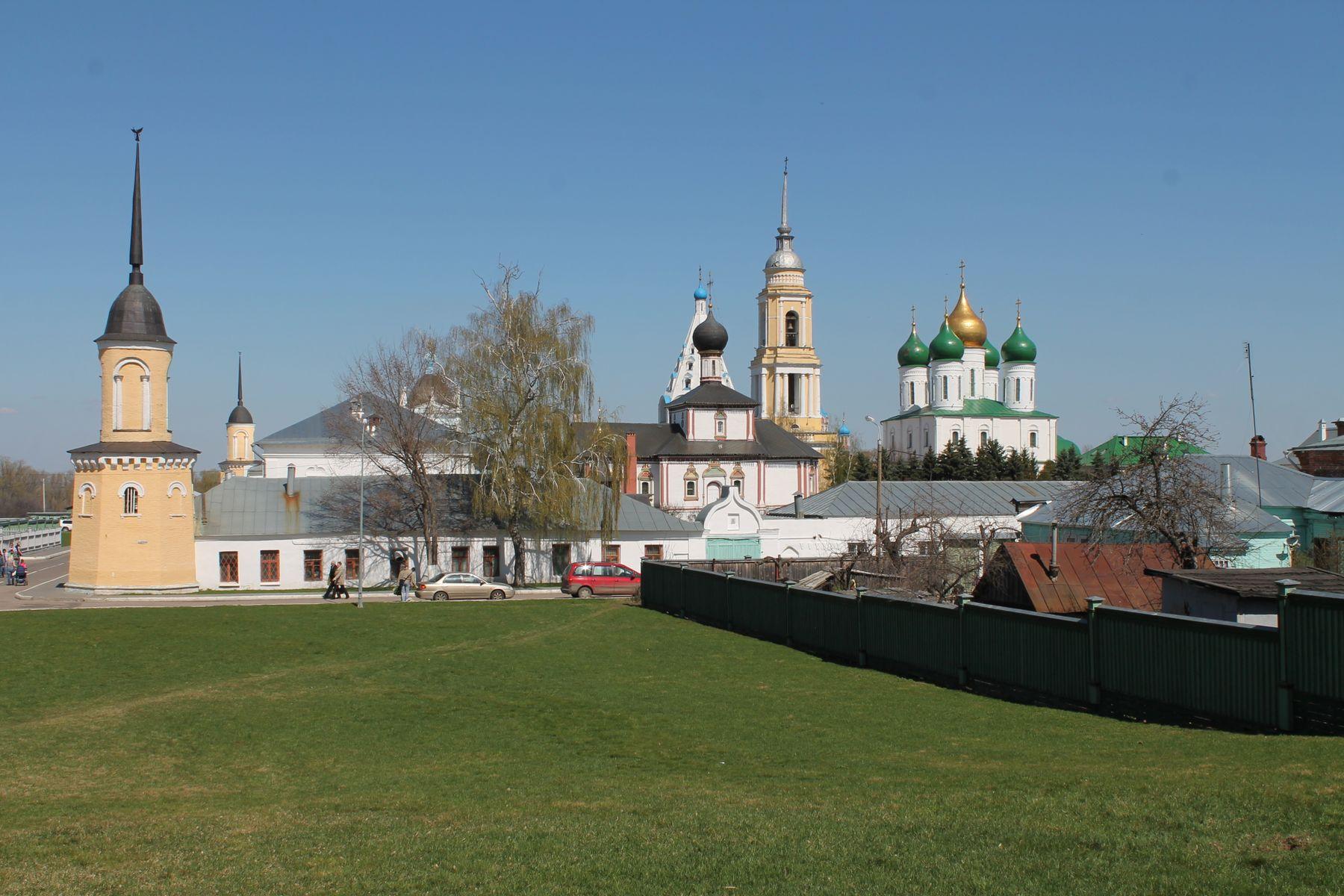 Коломна (Московская область) Коломна Подмосковье