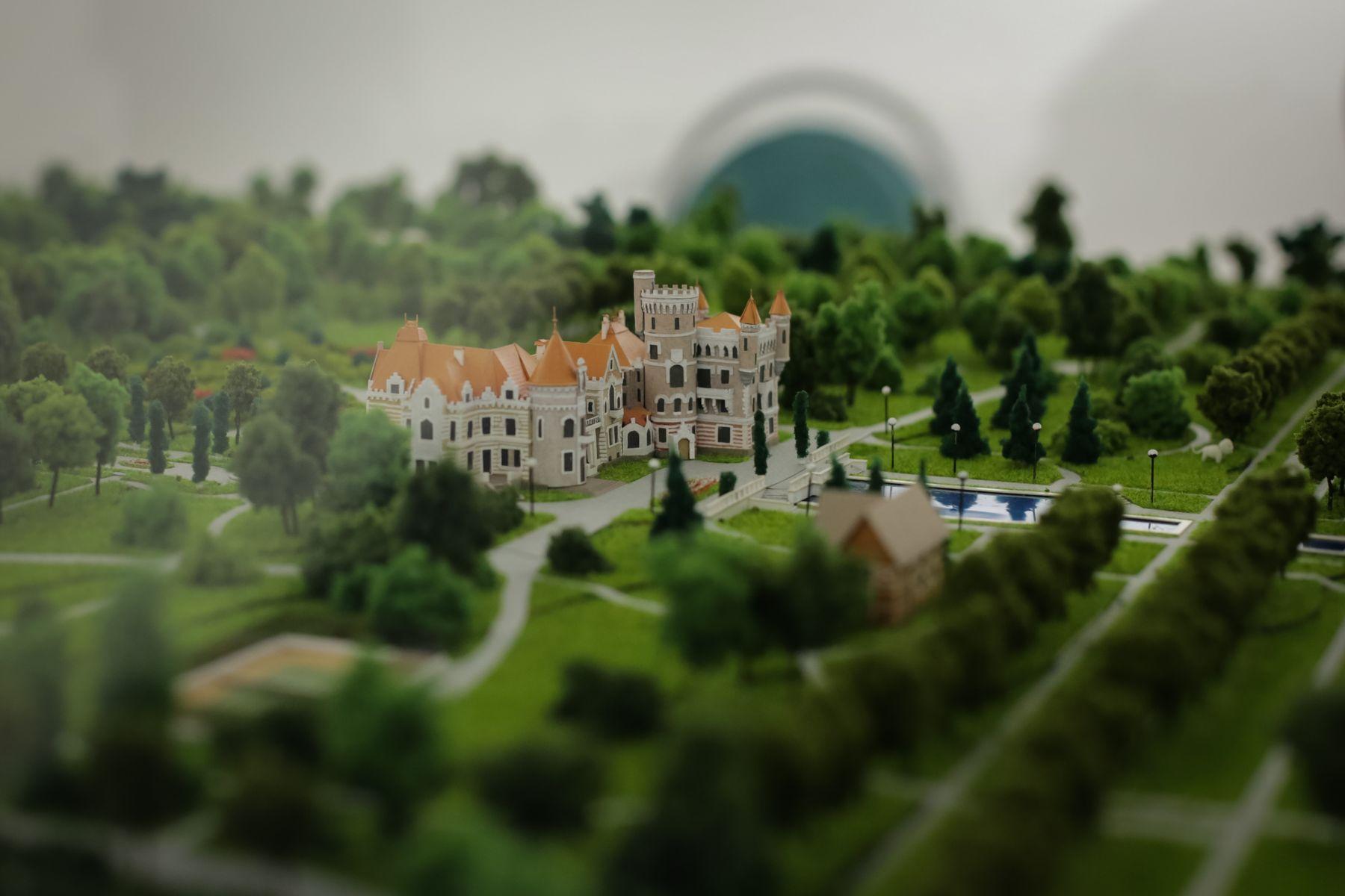 Замок Графа Храповицкого