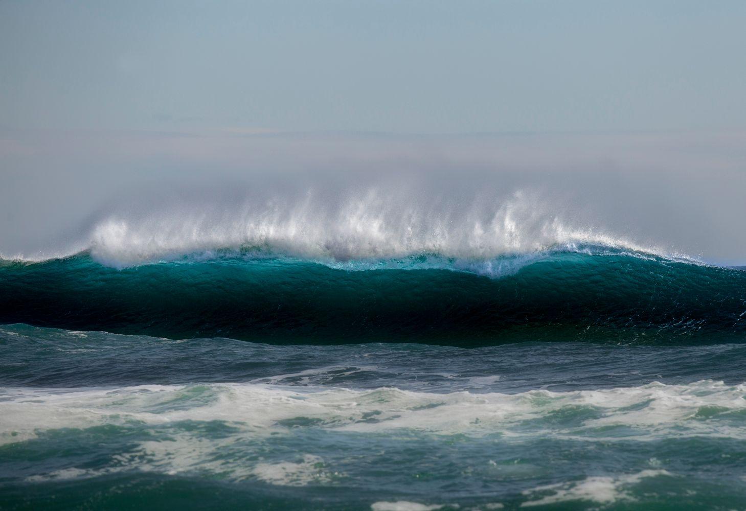 Волна камчатка океан шторм море волна волны прибой вода