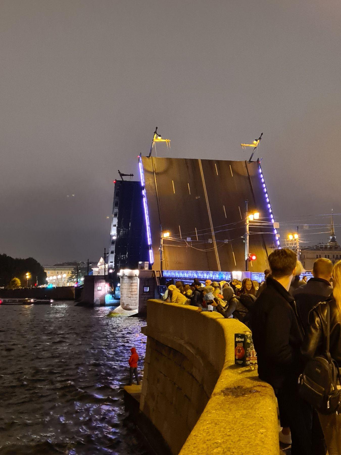 *** Мосты Санкт Петербург